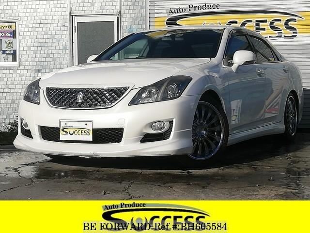 Used 2009 TOYOTA CROWN BH605584 for Sale