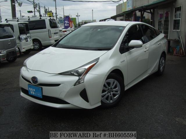 Used 2016 TOYOTA PRIUS BH605594 for Sale