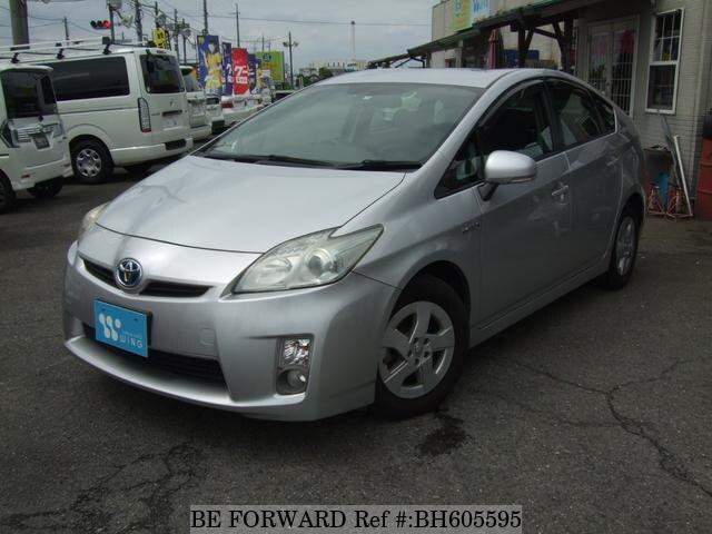 Used 2010 TOYOTA PRIUS BH605595 for Sale