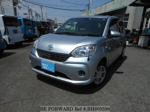Used 2016 TOYOTA PASSO BH605598 for Sale