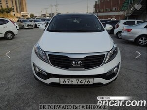 Used 2012 KIA SPORTAGE BH605603 for Sale