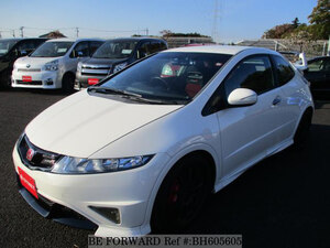 Used 2009 HONDA CIVIC TYPE R BH605605 for Sale