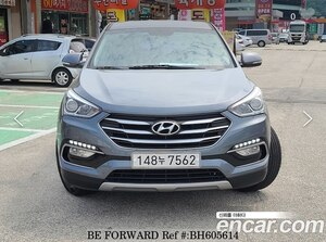 Used 2016 HYUNDAI SANTA FE BH605614 for Sale