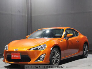 Used 2012 TOYOTA 86 BH605619 for Sale