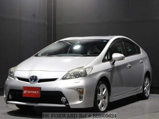 Used 2013 TOYOTA PRIUS BH605624 for Sale