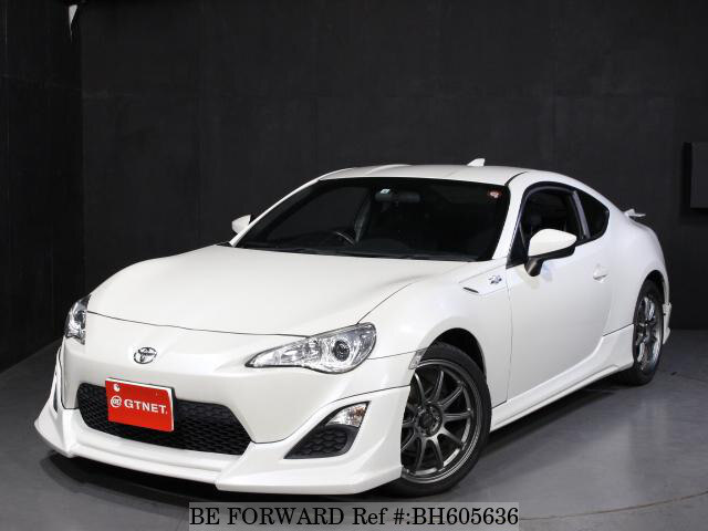 Used 2014 TOYOTA 86 BH605636 for Sale
