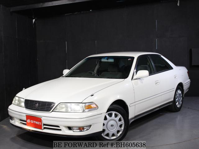 Used 1998 TOYOTA MARK II BH605638 for Sale