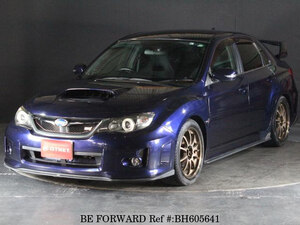 Used 2011 SUBARU IMPREZA WRX BH605641 for Sale