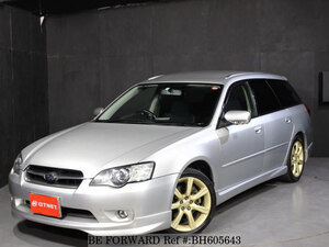 Used 2006 SUBARU LEGACY TOURING WAGON BH605643 for Sale