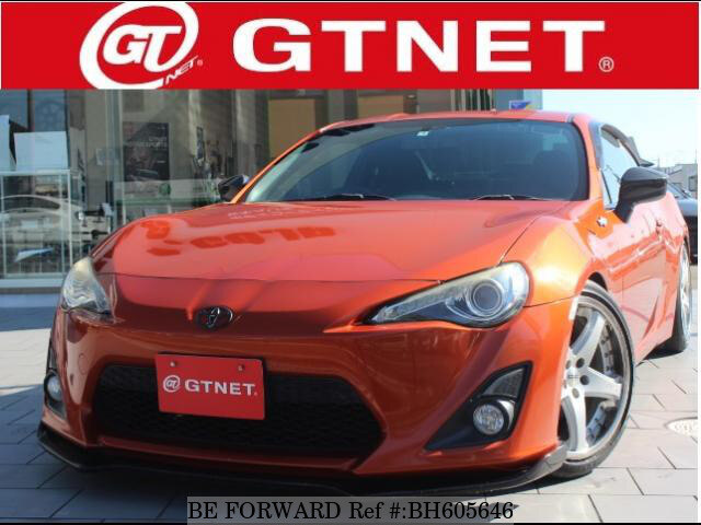 Used 2013 TOYOTA 86 BH605646 for Sale