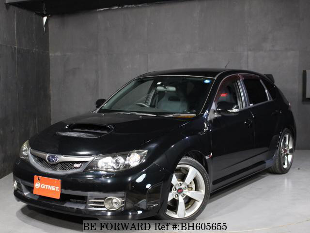 Used 2009 SUBARU IMPREZA WRX BH605655 for Sale