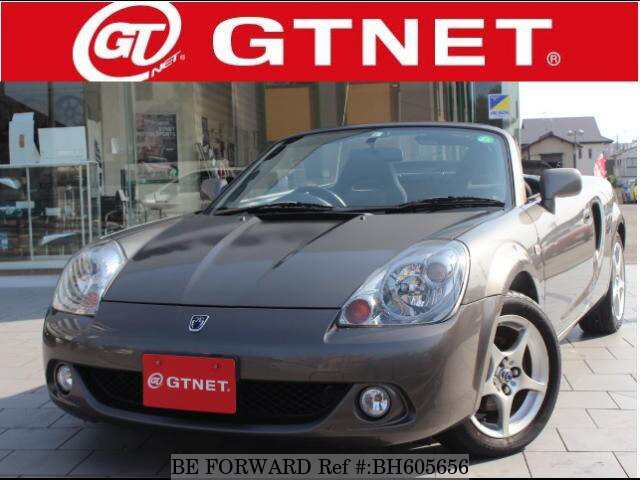 Used 2003 TOYOTA MR-S BH605656 for Sale