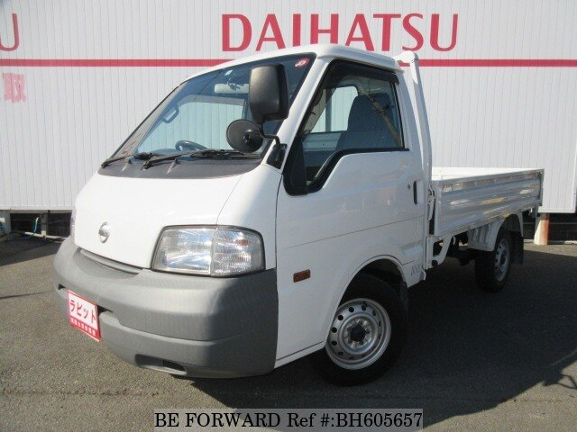 Used 2007 NISSAN VANETTE TRUCK BH605657 for Sale