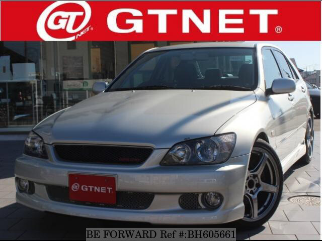 Used 2000 TOYOTA ALTEZZA BH605661 for Sale