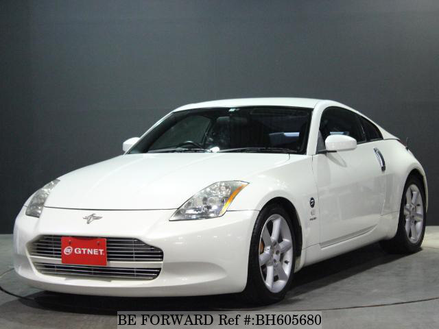 Used 2005 NISSAN FAIRLADY BH605680 for Sale