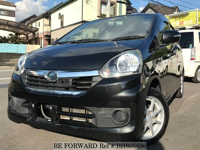 Used 2013 DAIHATSU MIRA ES BH605696 for Sale