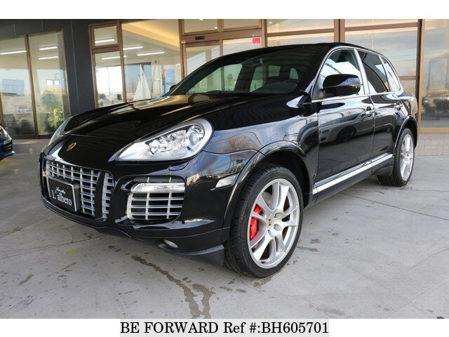 Used 2010 PORSCHE CAYENNE BH605701 for Sale