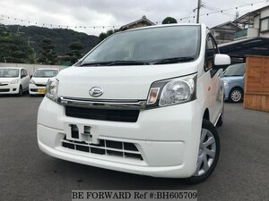 Used 2013 DAIHATSU MOVE BH605709 for Sale
