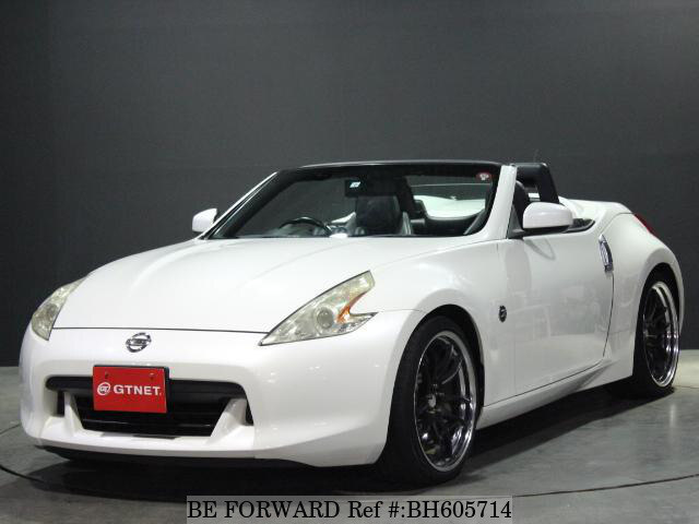 Used 2010 NISSAN FAIRLADY Z BH605714 for Sale