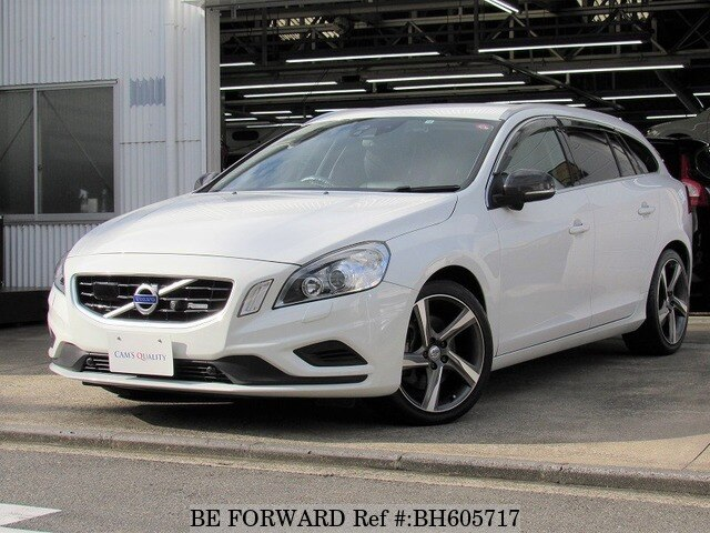 Used 2012 VOLVO V60 BH605717 for Sale