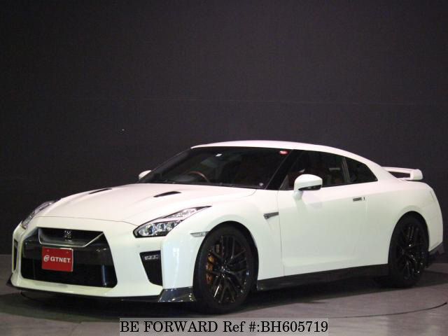 Used 2016 NISSAN NISSAN GT-R BH605719 for Sale