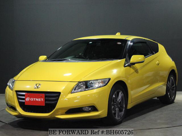 Used 2012 HONDA CR-Z BH605726 for Sale