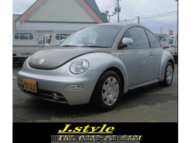 Used 2001 VOLKSWAGEN NEW BEETLE BH605731 for Sale