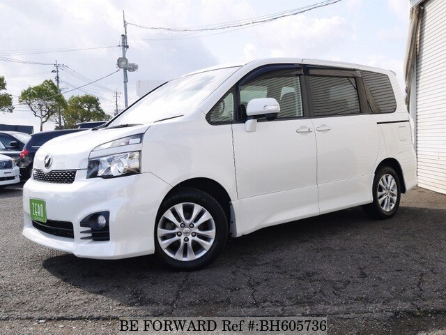 Used 2010 TOYOTA VOXY BH605736 for Sale