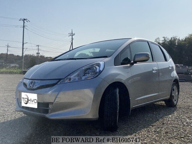 Used 2011 HONDA FIT HYBRID BH605747 for Sale