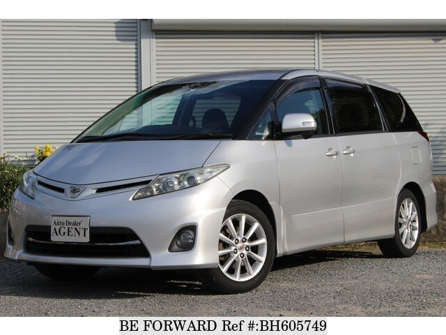 Used 2009 TOYOTA ESTIMA BH605749 for Sale