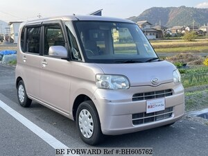 Used 2009 DAIHATSU TANTO BH605762 for Sale