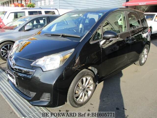 Used 2011 TOYOTA RACTIS BH605771 for Sale