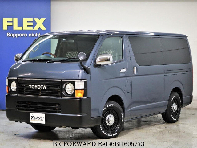 Used 2010 TOYOTA REGIUSACE VAN BH605773 for Sale