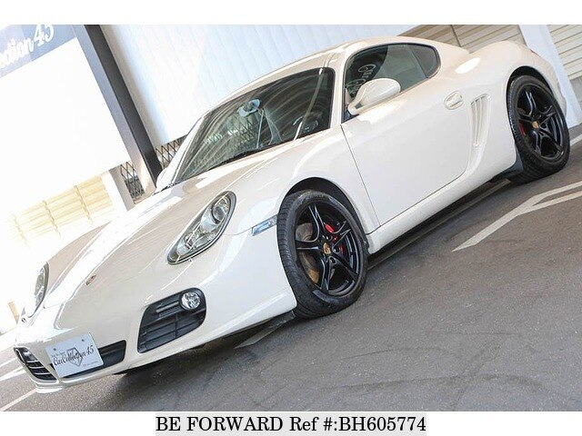 Used 2009 PORSCHE CAYMAN BH605774 for Sale