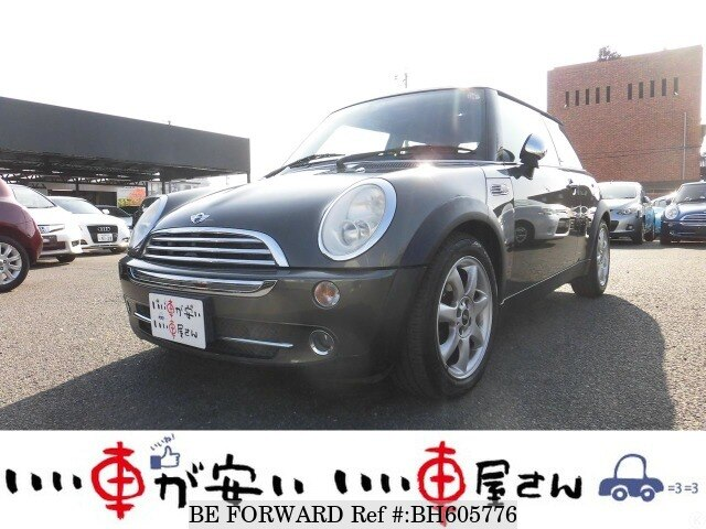 Used 2006 BMW MINI BH605776 for Sale