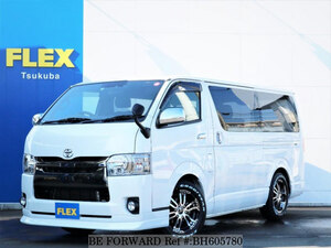 Used 2018 TOYOTA HIACE VAN BH605780 for Sale