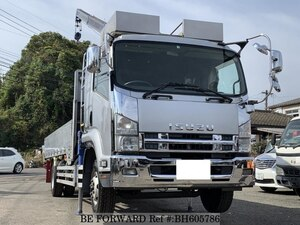Used 2012 ISUZU FORWARD BH605786 for Sale