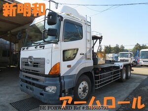 Used 2006 HINO PROFIA BH605793 for Sale