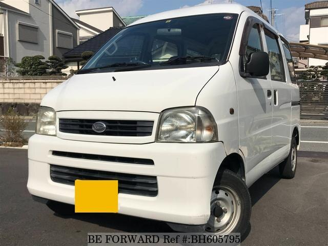 Used 2003 DAIHATSU HIJET CARGO BH605795 for Sale