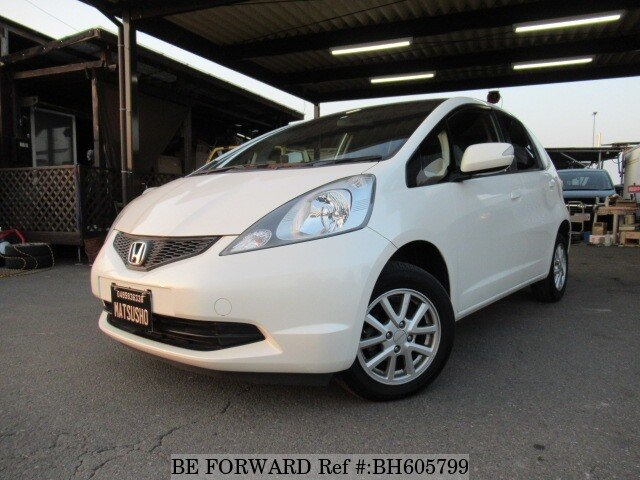 Used 2009 HONDA FIT BH605799 for Sale