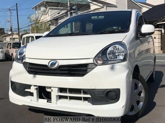 Used 2015 DAIHATSU MIRA ES BH605800 for Sale
