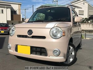 Used 2010 DAIHATSU MIRA COCOA BH605818 for Sale