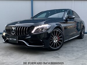 Used 2014 MERCEDES-BENZ C-CLASS BH605825 for Sale
