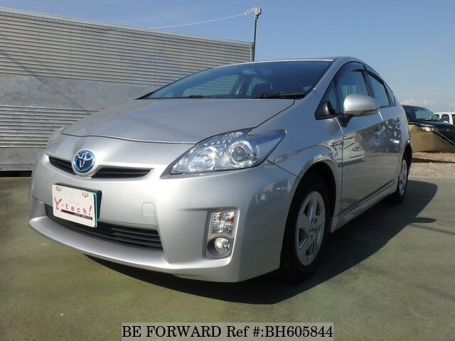 Used 2009 TOYOTA PRIUS BH605844 for Sale