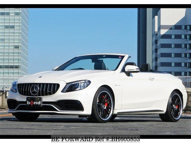 Used 2019 MERCEDES-BENZ C-CLASS BH605853 for Sale