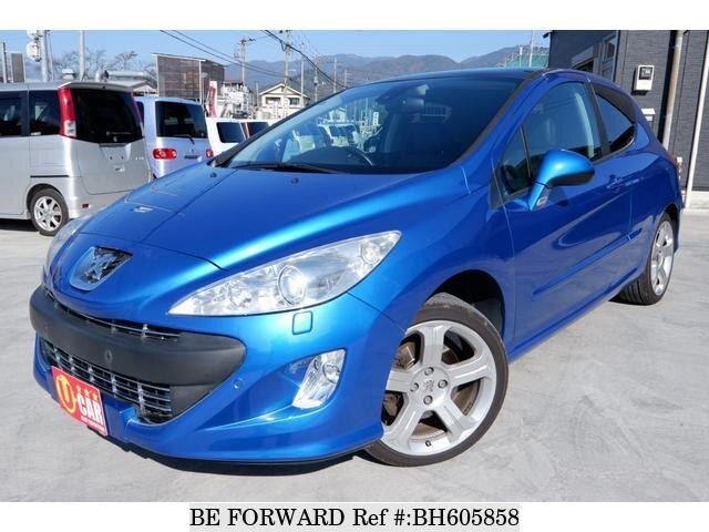 Used 2008 PEUGEOT 308 BH605858 for Sale
