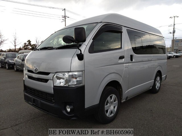 Used 2016 TOYOTA HIACE WAGON BH605960 for Sale