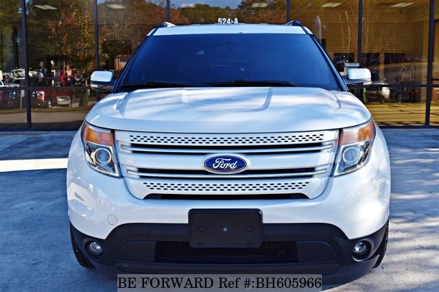 Used 2011 FORD EXPLORER BH605966 for Sale