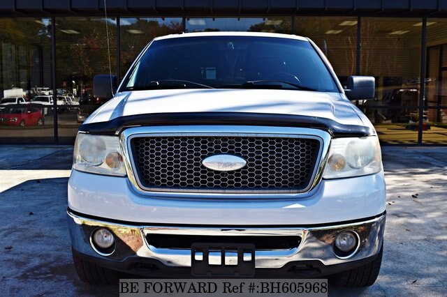 Used 2007 FORD F150 BH605968 for Sale