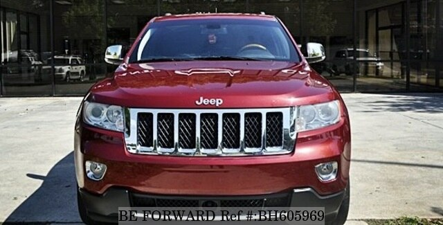 Used 2012 JEEP GRAND CHEROKEE BH605969 for Sale